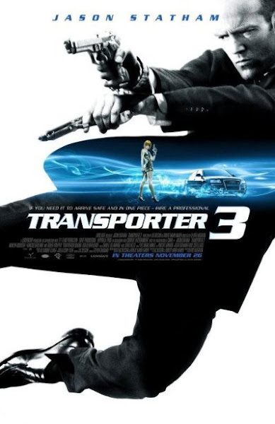 Poster Of Transporter 3 (2008) 720p BRRip Dual Audio Full Movie Download