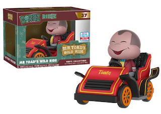 Dorbz Ridez: Mr. Toad's Wild Ride (750pc LE)