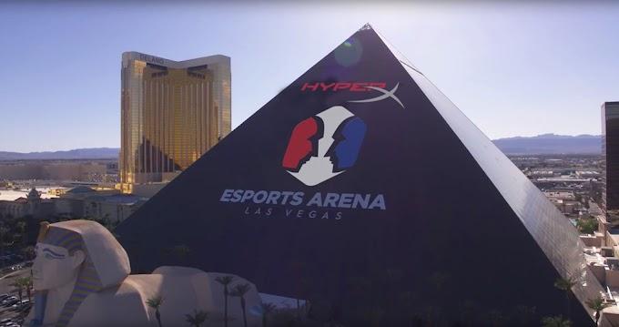 HyperX and Allied Esports Unveil HyperX Esports Arena Las Vegas