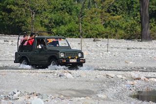 Jayanti River Bed