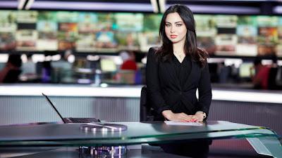 مذيعات قناة العربية في انستقرام