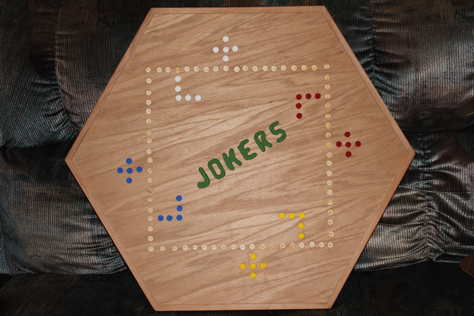 The Woods Shop Jokers Game Board
