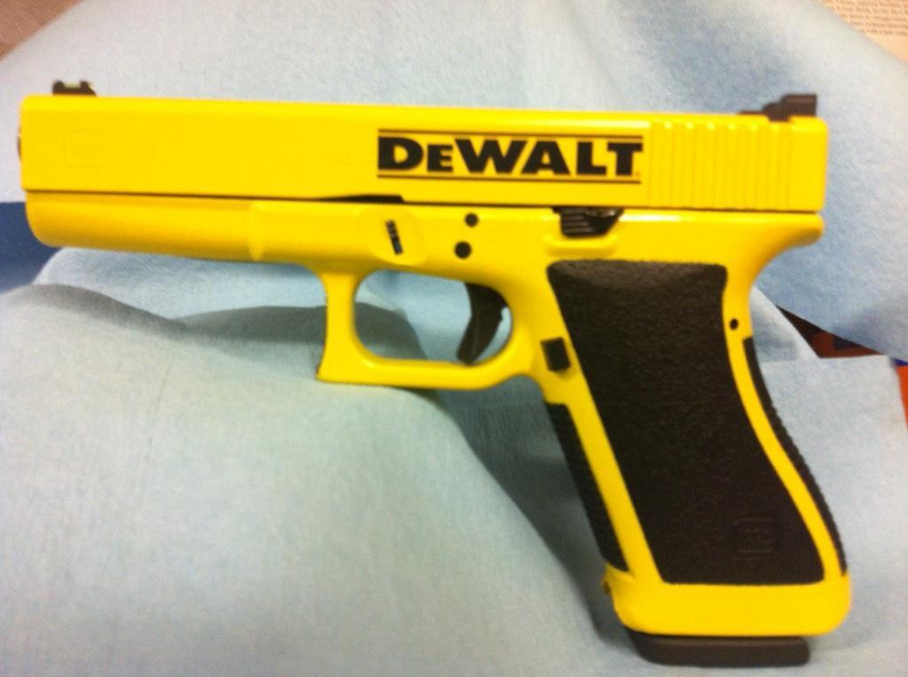 Dewalt M16 Nail Gun Review | Dewalt Nail Gun Rifle