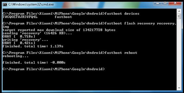 Install Custom TWRP Recovery Di Xiaomi Redmi Note 2/Prime Itu Sulit? Baca Dulu Tutorial Caranya Ini Baru Bilang Sulit!
