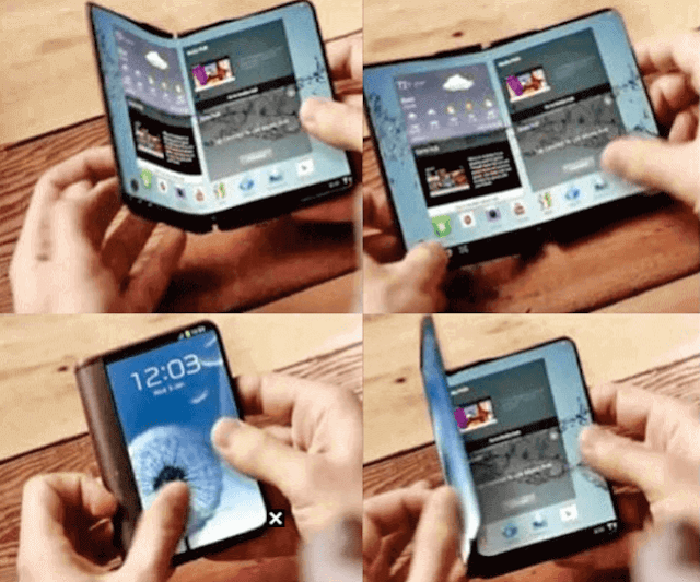 Samsung Galaxy F foldable smartphone won't have Gorilla Glass