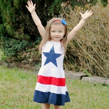 4th of July Outfits for Kids 2017
