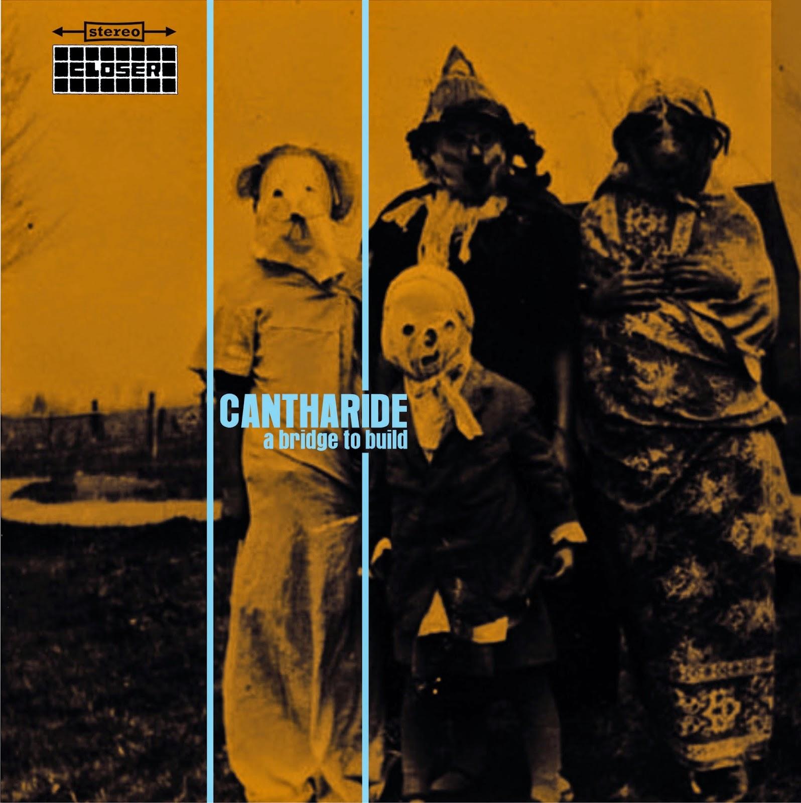 Cantharide: A Bridge To Build – album review