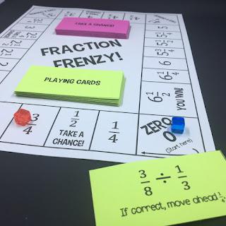 https://www.teacherspayteachers.com/Product/Fraction-Frenzy-A-Dividing-Fractions-Board-Game-3355845