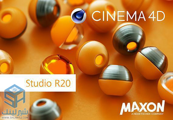 Cinema 4D Studio R20 - Free Download Shlinks2.com