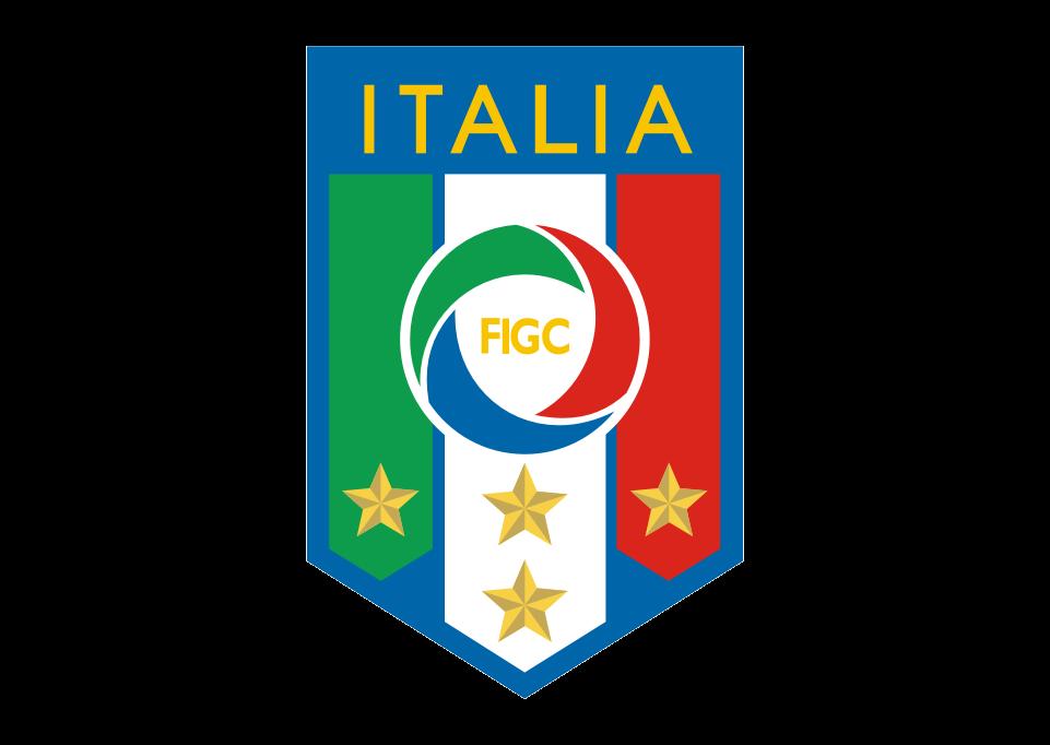 Logo Italy Football Team Vector