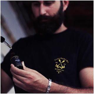 Ombak Beard Oil Penumbuh Kumis Jenggot dan Brewok Original