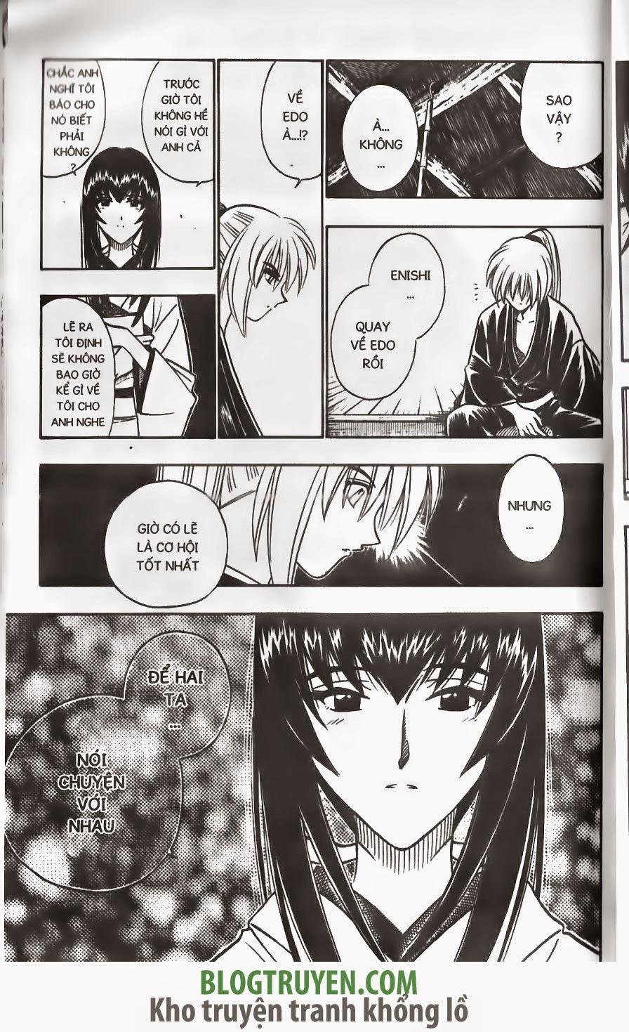 Rurouni Kenshin chap 173 trang 18