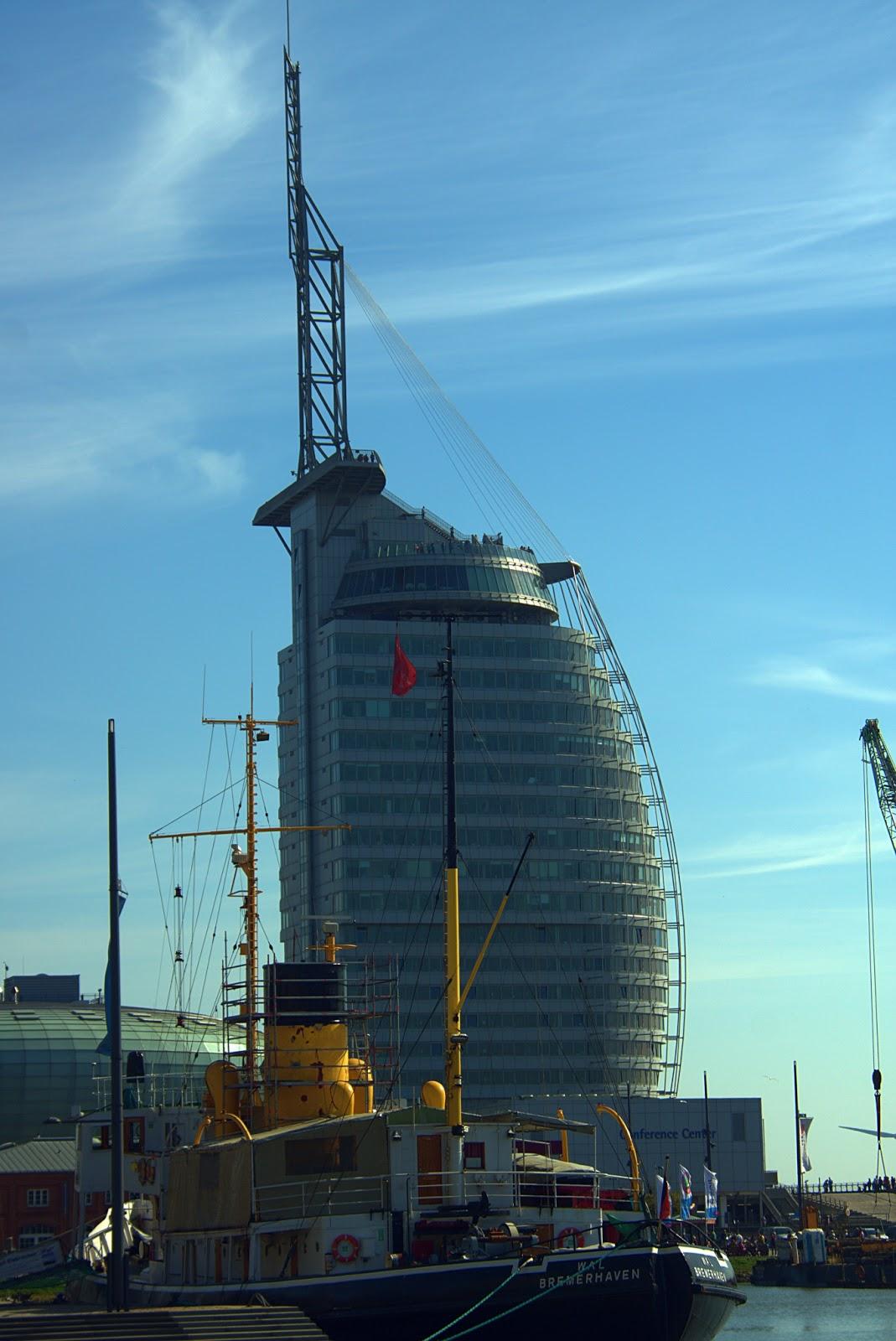 #274 Kiron Macro f3.8-f5.6 28-210mm – 1€ Projekt – Havenwelten Bremerhaven Klimahaus