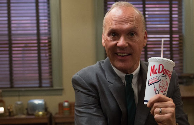 The Founder, Michael Keaton, McDonald's, Directed by John Lee Hancock