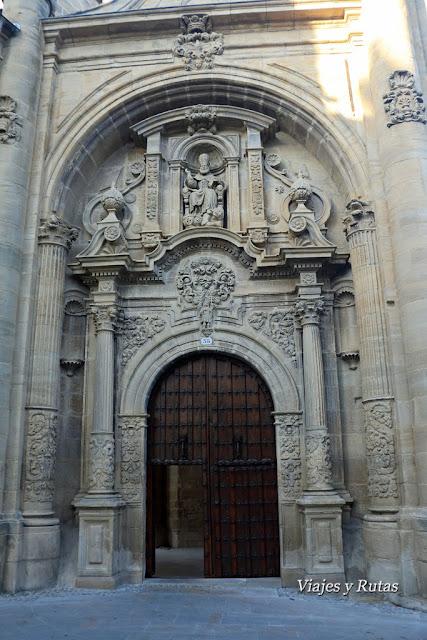 Iglesia de San Pedro de Viana, Navarra