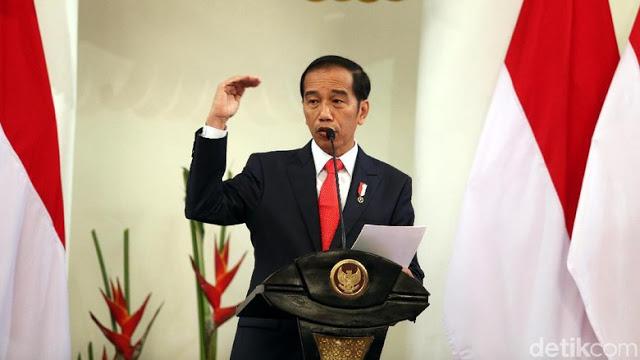 Jokowi Sebut Banyak yang Tak Sadar, Ekonomi RI Tembus US$ 1 Triliun