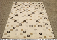 hand-tufted wool rugs