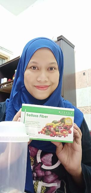 Hidup Lebih Sihat Dengan Kitsui  Bellos Fiber