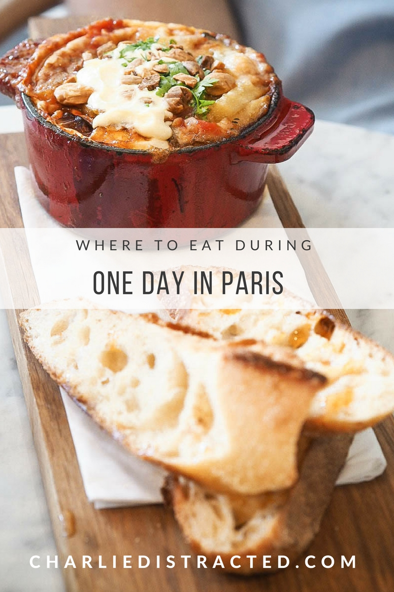 One Day in Paris: Where to Eat Breakfast, Lunch & Dinner