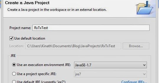Dummy's Codes: Using Java RxTx library for Serial