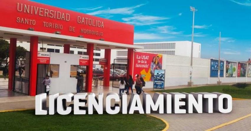 SUNEDU otorga licencia institucional a la Universidad Católica Santo Toribio de Mogrovejo - www.sunedu.gob.pe