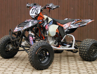 E.-ATV RACING 450 SX F