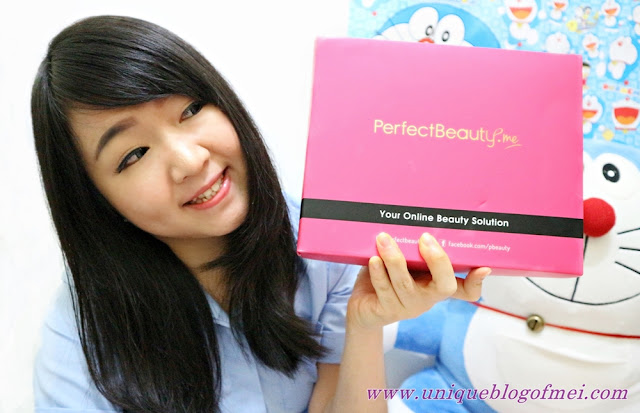 Unboxing Perfect Beauty Box #MeisUniqueBlog