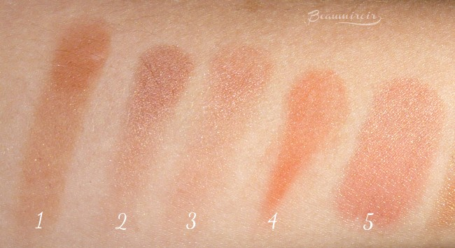 My 10 favorite blushes and bronzers for summer: swatches
