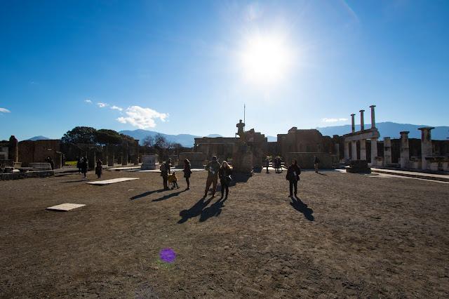 Foro-Scavi di Pompei