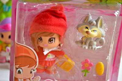 Little red riding hood pinypon with wolf review