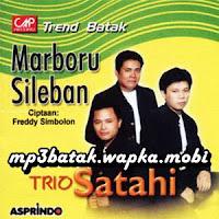 Trio Satahi - Marboru Sileban (Full Album)