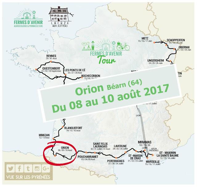 Ferme Avenir Tour Orion 2017