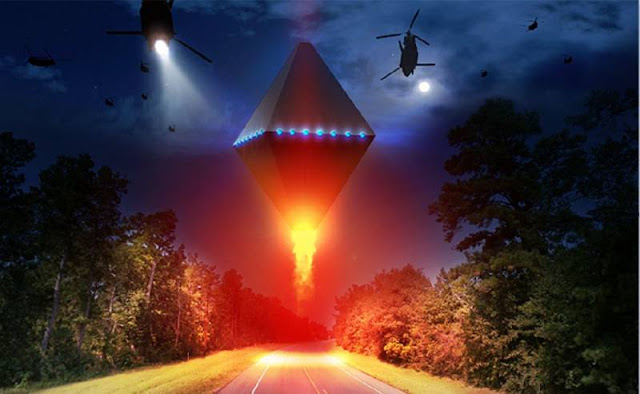 5 most mysterious encounters with UFOs and the 5 most brazen counterfeits