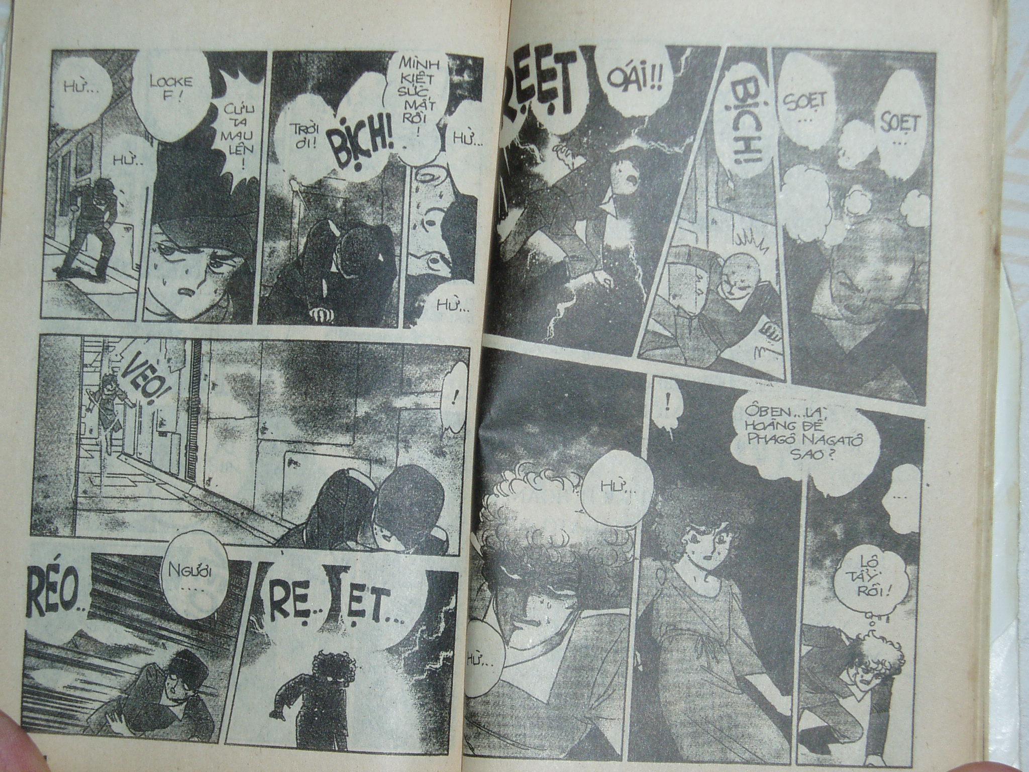 Siêu nhân Locke vol 13 trang 59
