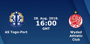 اون لاين مشاهدة مباراة الوداد الرياضي وتوغو بور بث مباشر 28-08-2018 دوري ابطال افريقيا اليوم بدون تقطيع