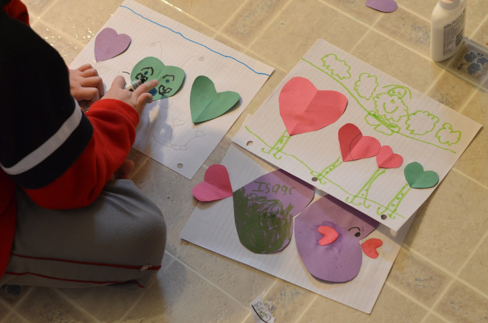 Leading Them To The Rock Homeschool Valentine S Day Games Amp Crafts