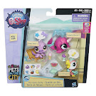 Littlest Pet Shop 3-pack Scenery Loro Perroquet (#87) Pet