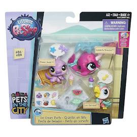Littlest Pet Shop 3-pack Scenery Splashette Monodon (#88) Pet