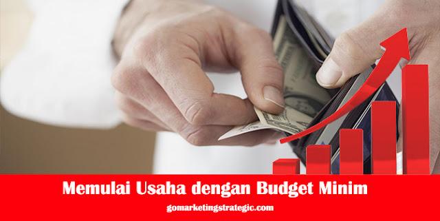 Memulai Usaha dengan Budget Minim