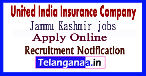 United India Insurance Company UIIC Recruitment Notification 2017 Apply