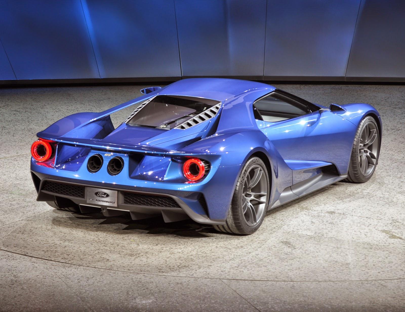 Industrial Design In Victoria Australia: Ford GT Supercar