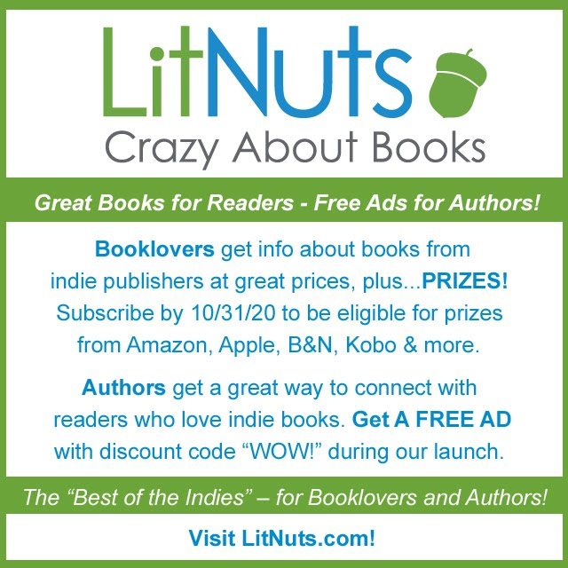 LitNuts is Crazy About Books!