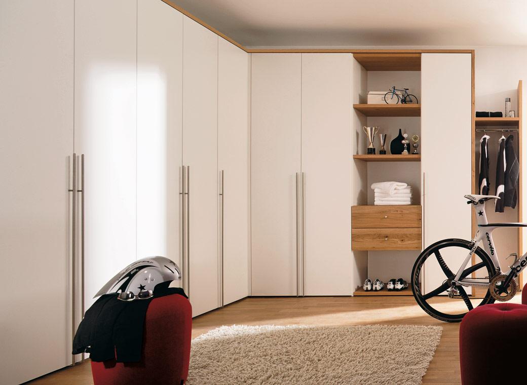 Elegance of living: Modern Cupboards Designs