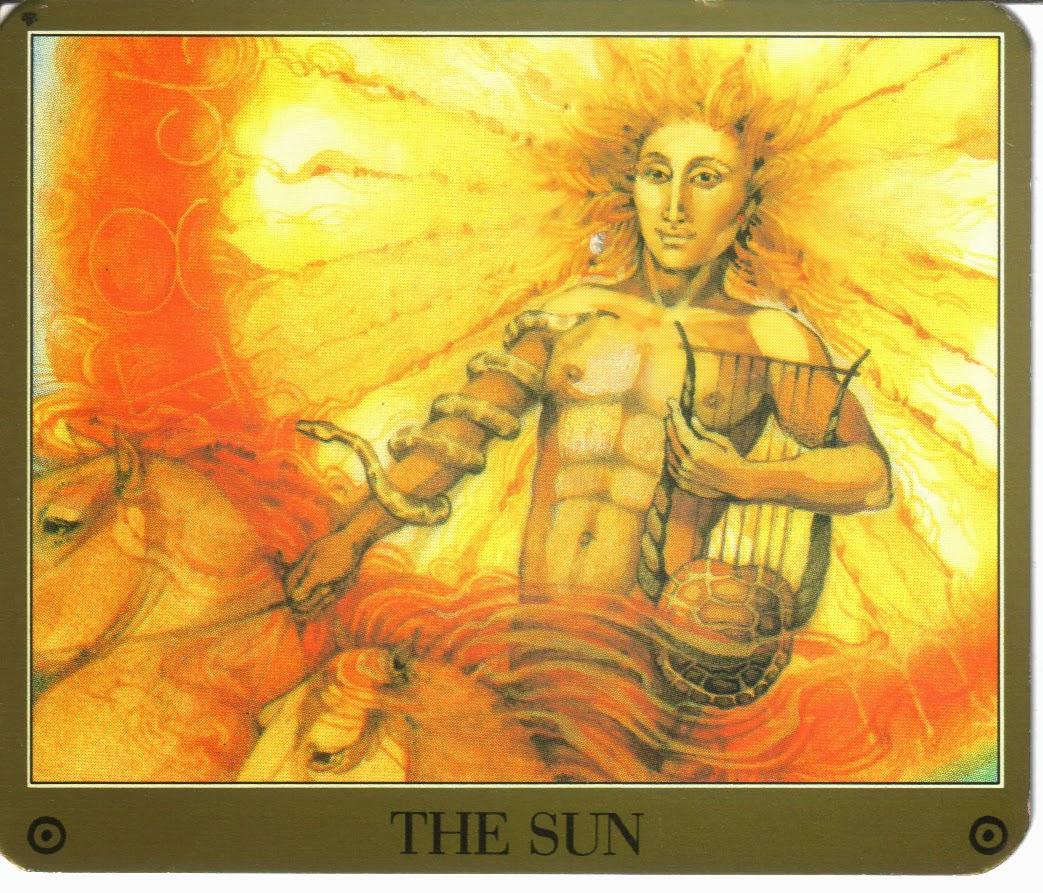 The God Apollo Archetype Of Astrological Sun
