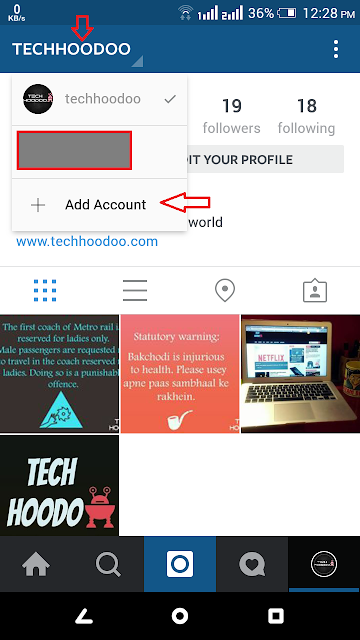 Instagram Multiple Accounts