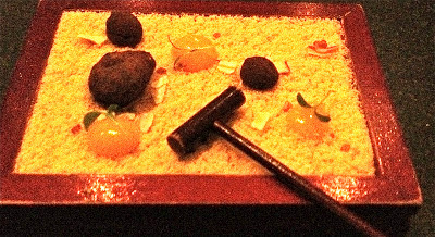 Moto zen cheese garden