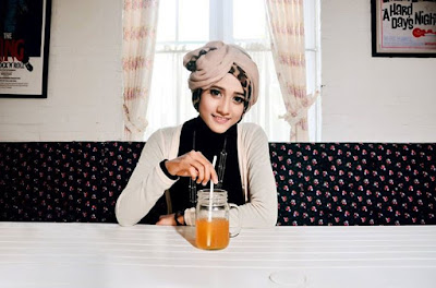 Tips Tampil Etnik dengan Hijab