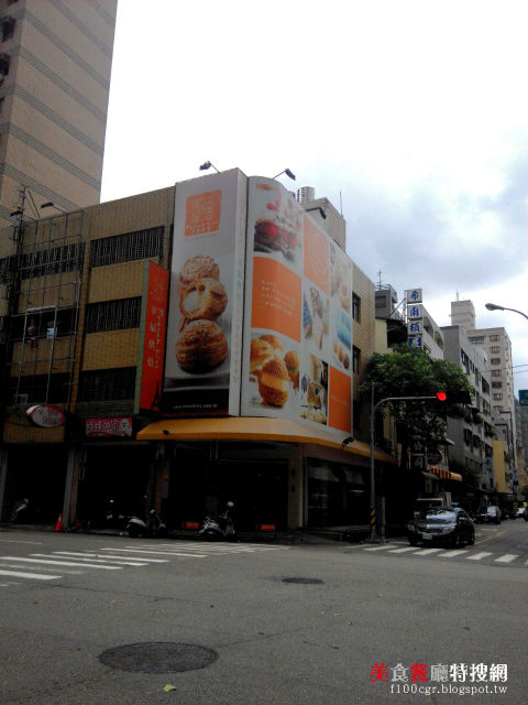 [中部] 台中市大業路【幸福烘焙坊】讓妳一吃即上癮的法式現烤泡芙專賣店