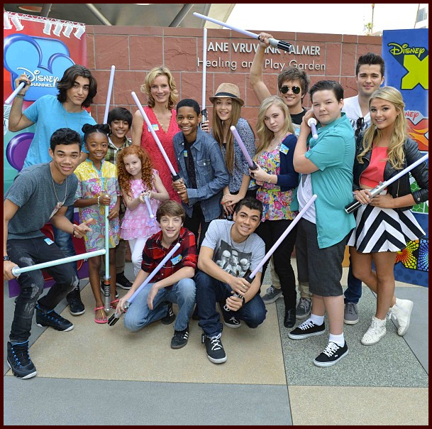 "DisneyChannelEARS: Disney Stars Celebrate ""May The Fourth"