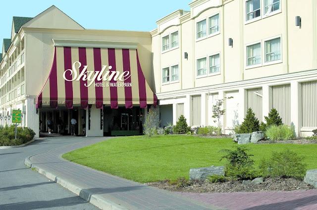 Skyline Hotel & Waterpark em Niagara Falls